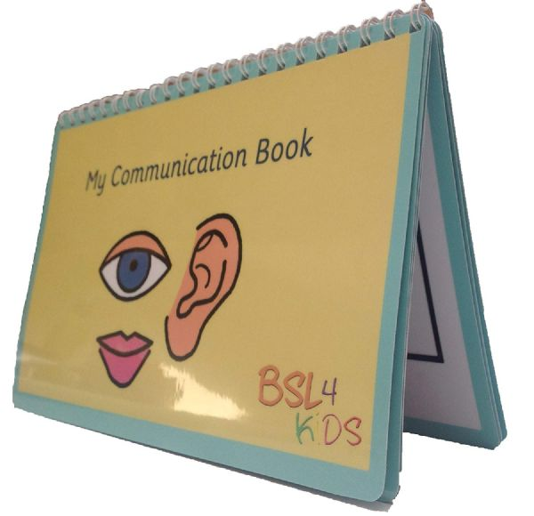 My Communication Book - 10 Pages of Little Visual Aid Choice Boards